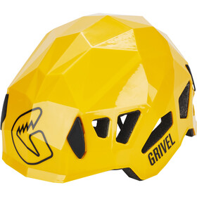 Grivel Stealth Hardshell Helm yellow